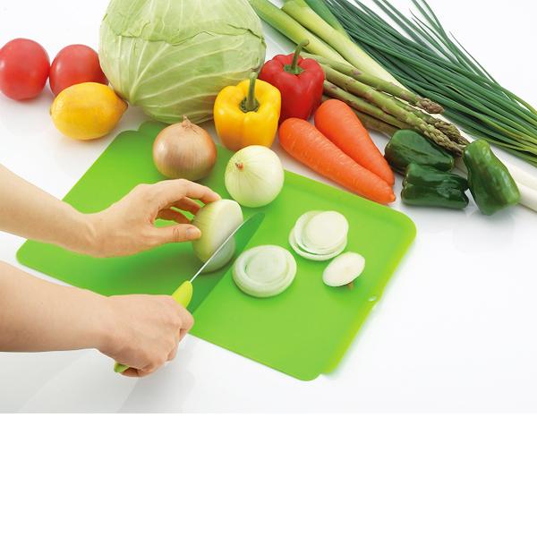 Set 4 thớt dẻo thái rau củ, thịt, cá,