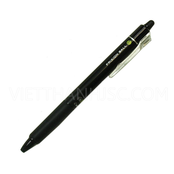 Set 3 bút bi đen, ngòi 0,5mm