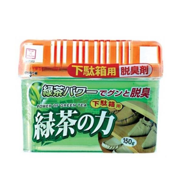 Khử mùi tủ giày hương trà xanh