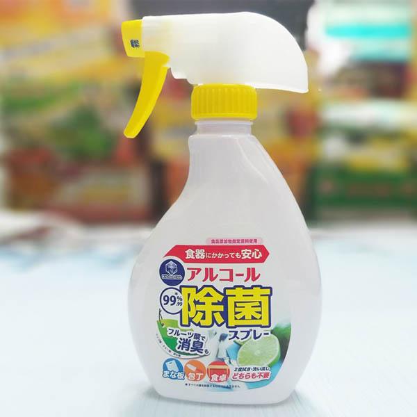 Chai xịt diệt khuẩn  Daiichi 400ml