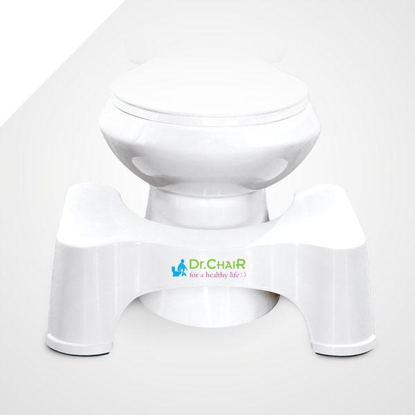 Ghế kê chân toilet điều chỉnh tư thế