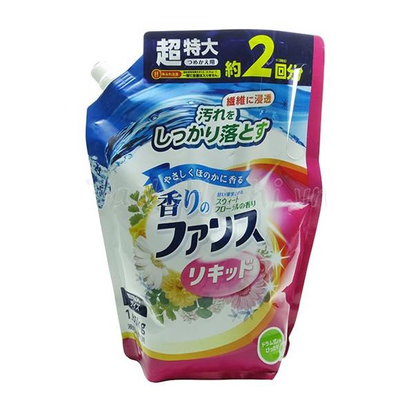 Nước giặt cao cấp Kaori 1,65kg nhập khẩu nhật bản