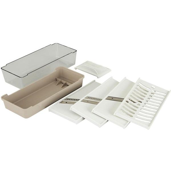 Set 5 dụng cụ nạo đa năng kèm hộp KAI