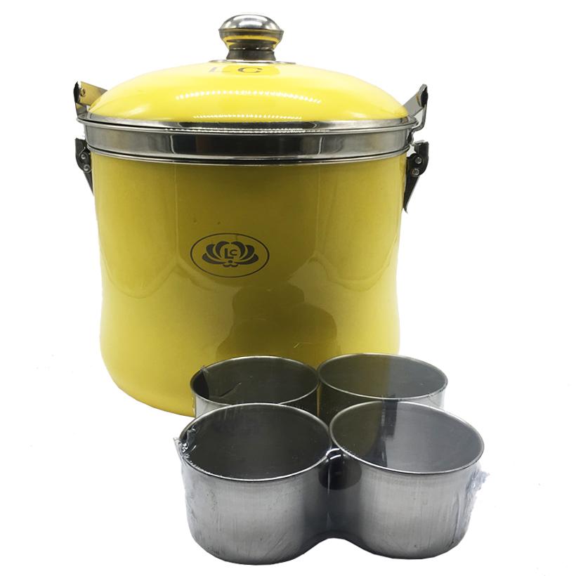 Nồi ủ nấu chậm giữ nhiệt chân không đa năng HG loại 7 lít
