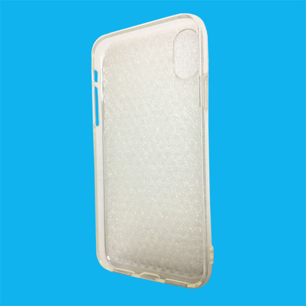 Hàng Nhật - Ốp lưng điện thoại Iphone X họa tiết kim cương