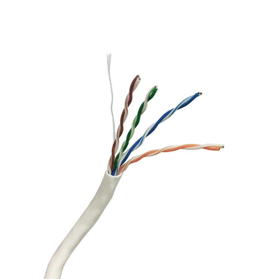 Cuộn dây cáp mạng KW-LINK Cat5e chuẩn  UTP CCA lõi 0.5mm dài 305m