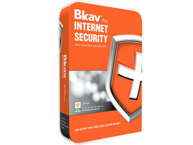 BKAV PRO - Phần mềm diệt virus bản quyền