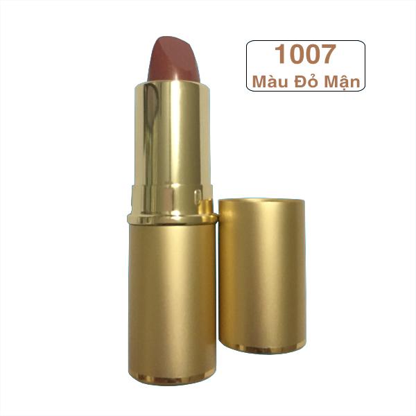 Son  môi cao cấp Pourto A màu đỏ mận số 1007 hàng nhật nội địa