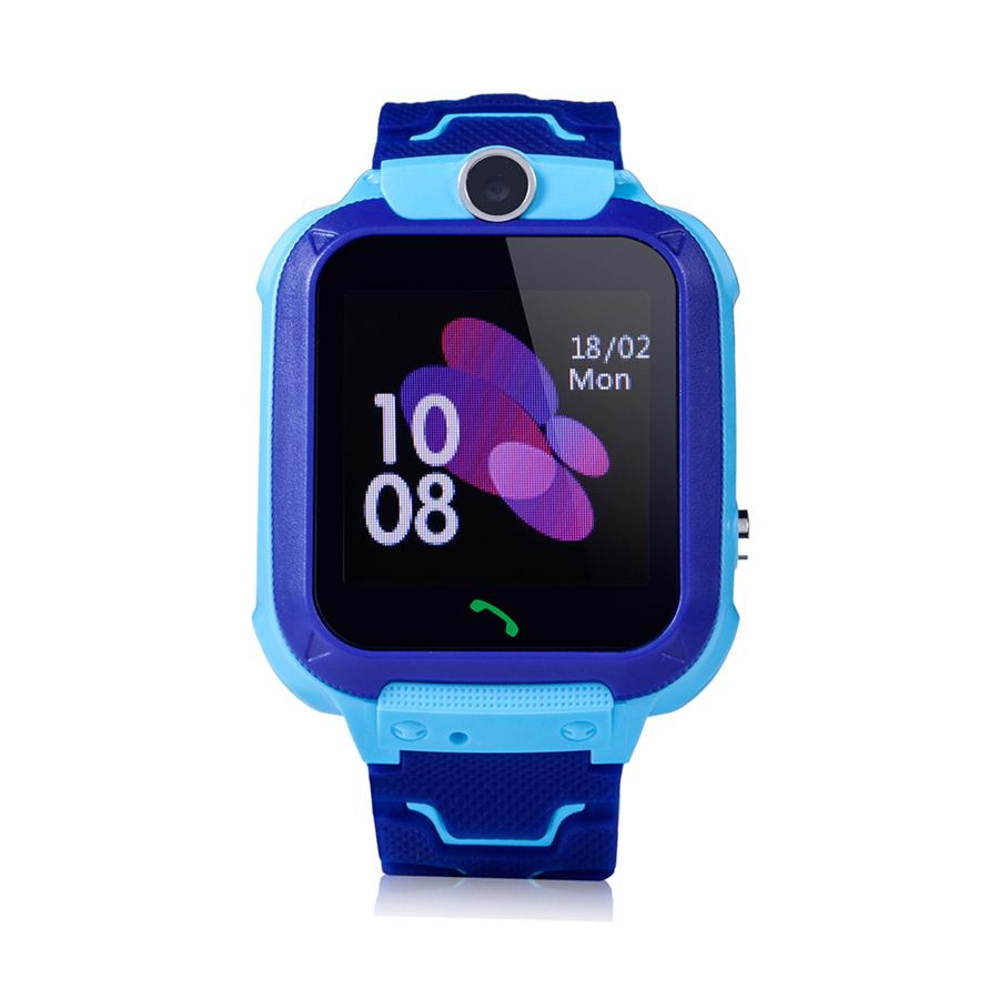 Đồng hồ định vị trẻ em  GW600S Hỗ trợ camera+wifi+GPS+AGPS+LBS+SIM+chống nước IP67+cảm ứng màn hình