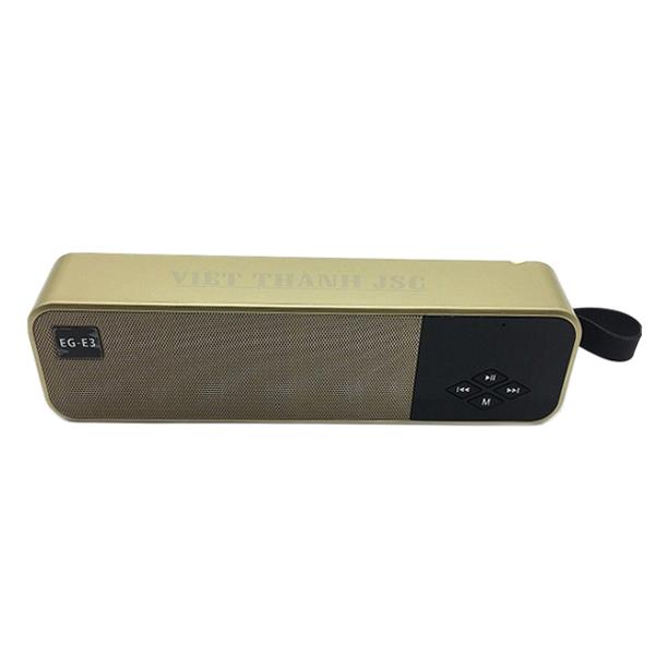 Loa Golden Field Bluetooth E3 tích hợp thẻ nhớ
