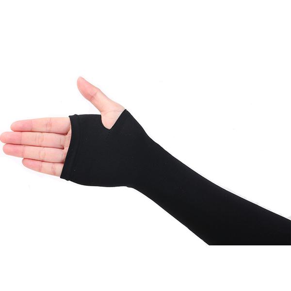 Găng tay chống nắng, chống tia UV  làm mát da tay ,xỏ ngón nhập khẩu nhật bản