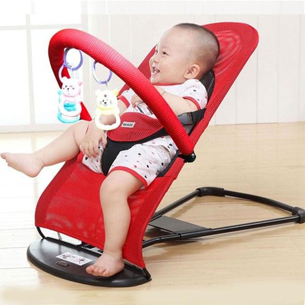 Ghế ngồi tạo rung cho bé có đồ chơi