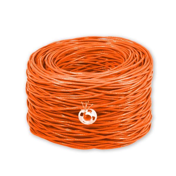 Cuộn dây cáp mạng LB-LINK Cat5e UTP CCA 305m ( màu xanh, màu cam)