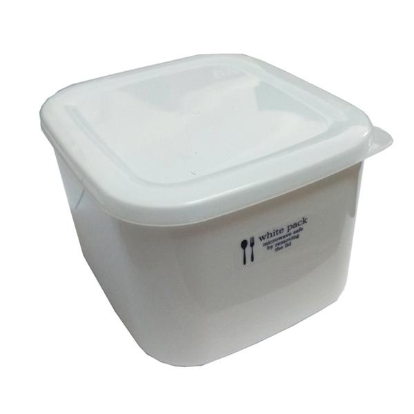 Hộp đựng thực phẩm White pack loại 1 Lít