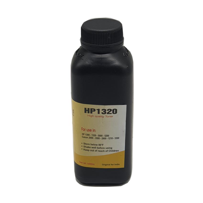 Mực  in canon 2900/3300/3500/1210/2000/ HP 1320/1300/5000/5200 loại 140gram