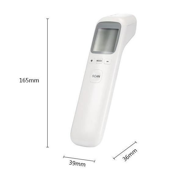 Nhiệt kế điện tử hồng ngoại đo nhiệt độ đa năng