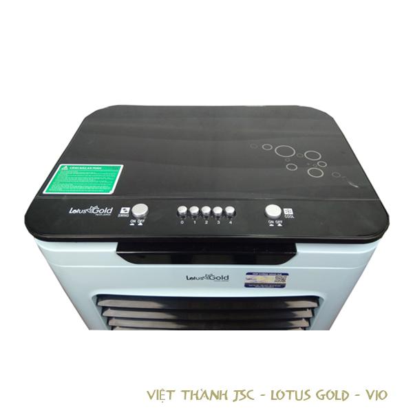 Quạt điều hòa hơi nước Lotus Gold - VIO