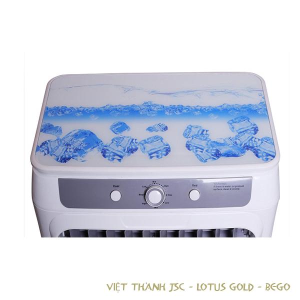 Quạt điều hòa hơi nước Lotus Gold - Bego