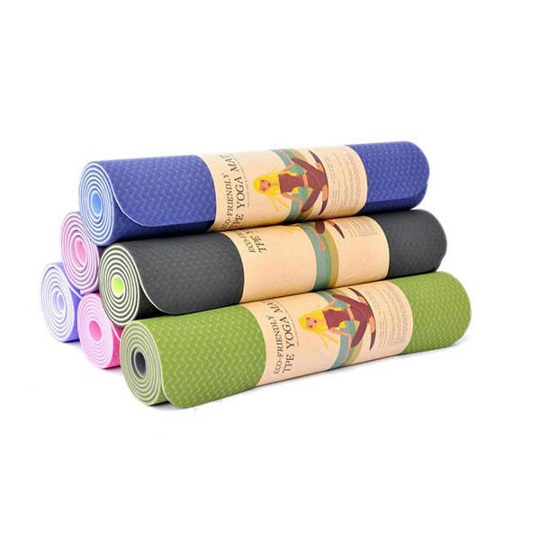 Thảm tập yoga cao cấp nhiều màu
