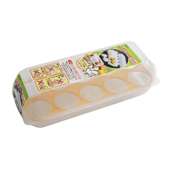 Khay đựng trứng 10 ngăn có nắp đậy