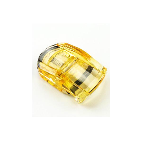 Uốn mi cong thân nhựa KAI (màu vàng)