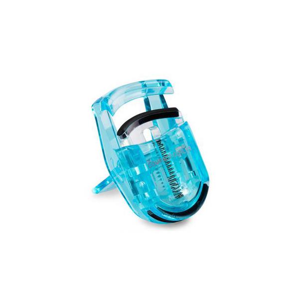 Uốn mi cong thân nhựa KAI (màu xanh)