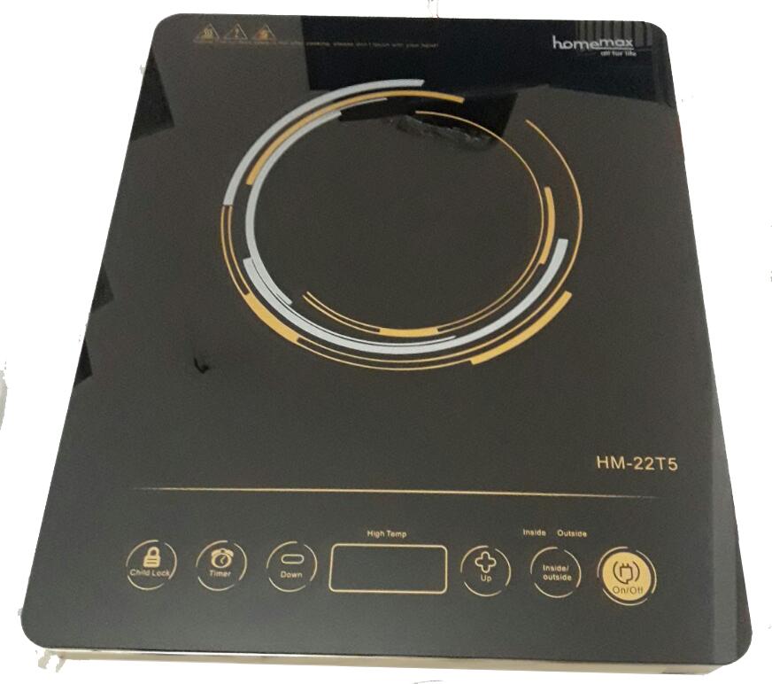 Bếp hồng ngoại Homemax HM-22T5