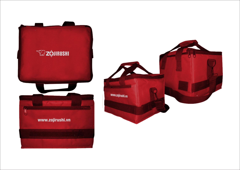 Túi giữ lạnh Zojirushi loại lớn