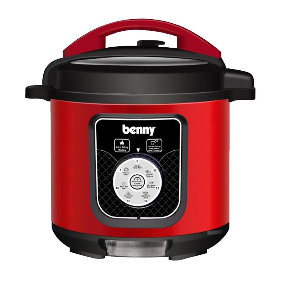 Nồi áp suất đa năng Benny BP-06S - 6 lít