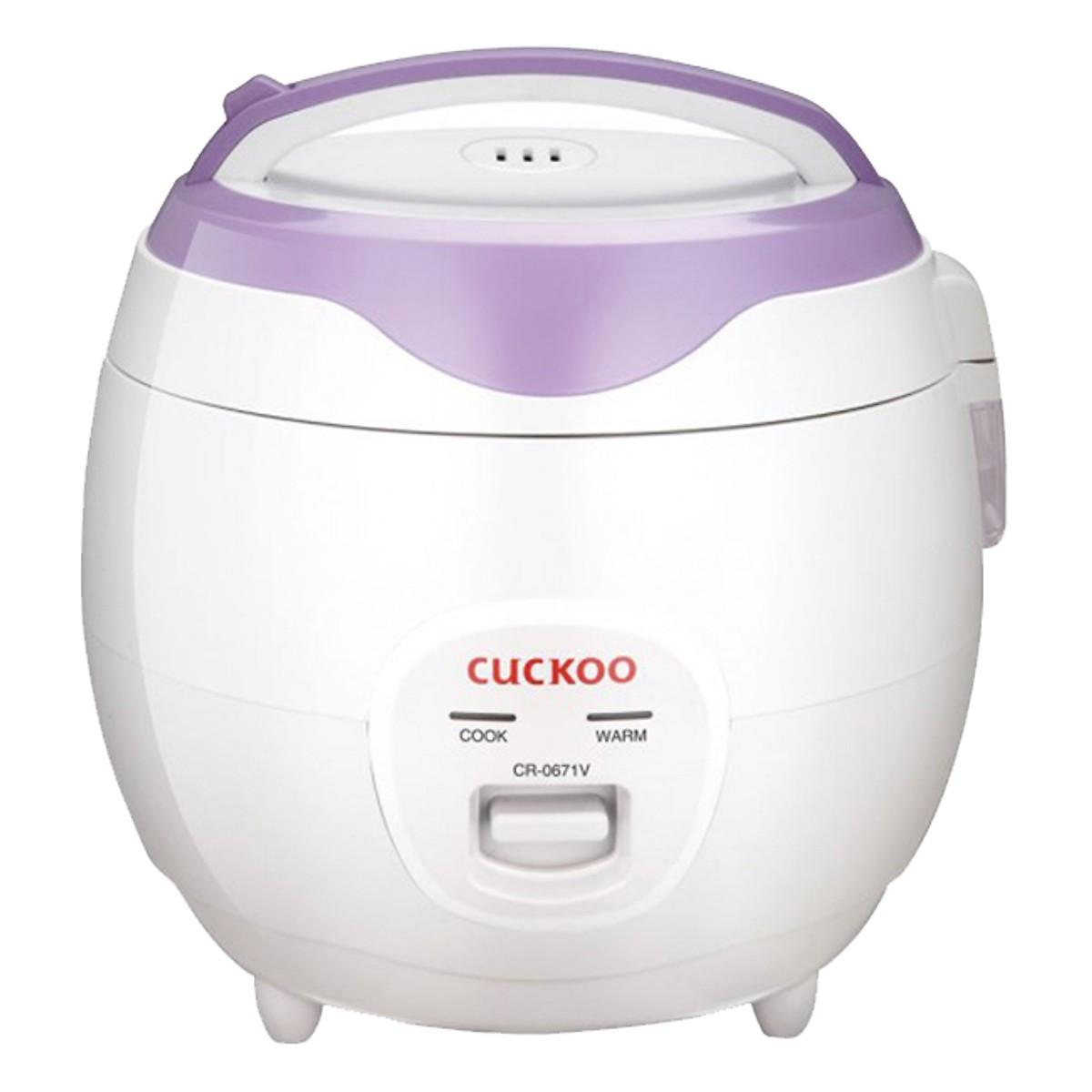 Nồi Cơm Điện Cuckoo CR-0671V