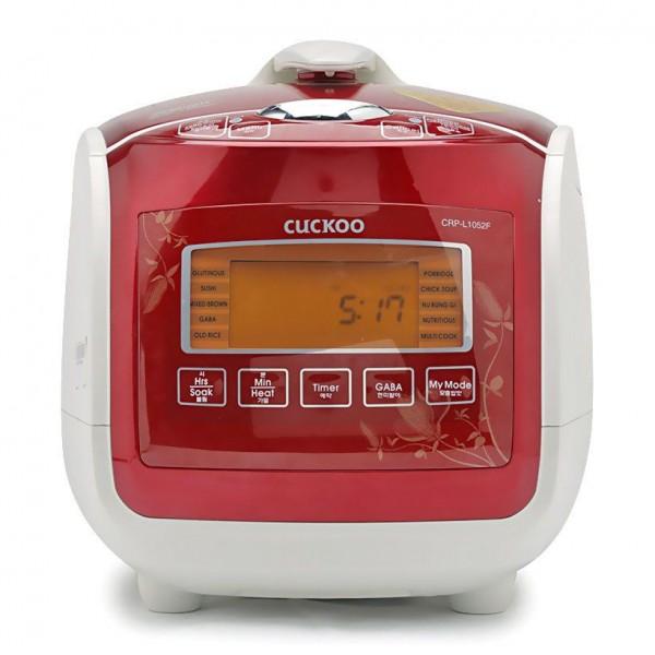 Nồi cơm điện tử áp suất Cuckoo CRP-L1052F