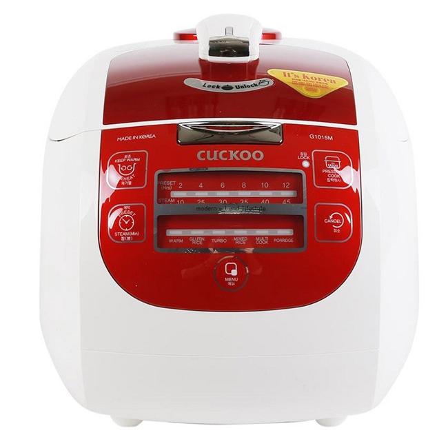 Nồi cơm điện tử Cuckoo CRP-G1015M