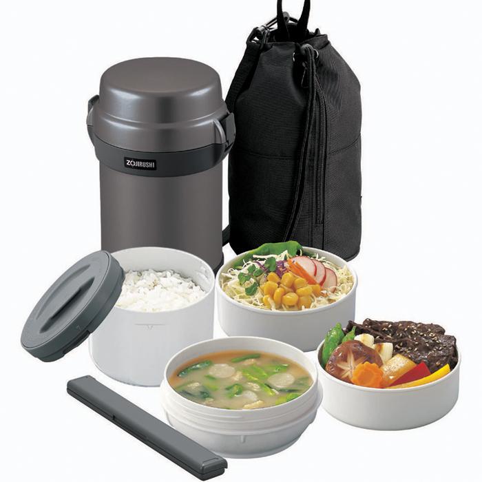 Hộp đựng thức ăn giữ nhiệt Zojirushi SL-JAF14-HG