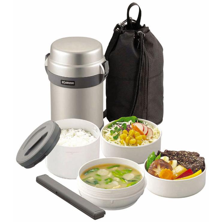 Hộp đựng thức ăn giữ nhiệt Zojirushi SL-JAF14-SA