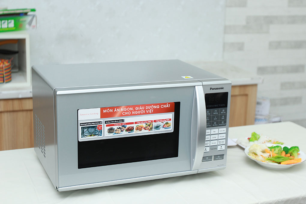 Lò vi sóng điện tử Panasonic NN-CT655MYUE