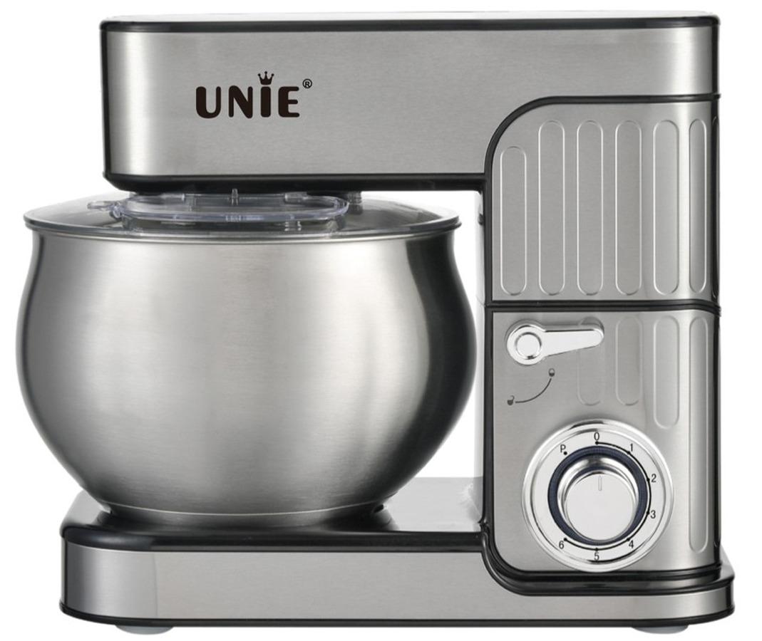 Máy nhồi bột kiêm đánh trứng UNIE M5