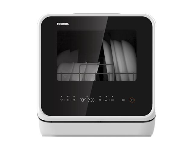 Máy Rửa Chén Mini Toshiba DWS-22AVN