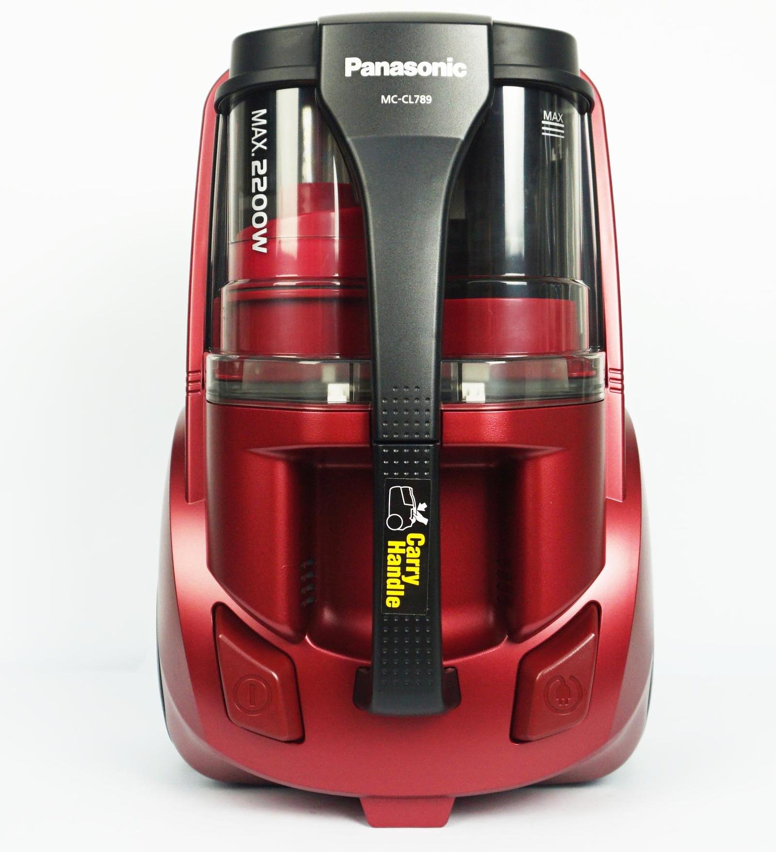 Máy hút bụi Panasonic MC-CL789RN49