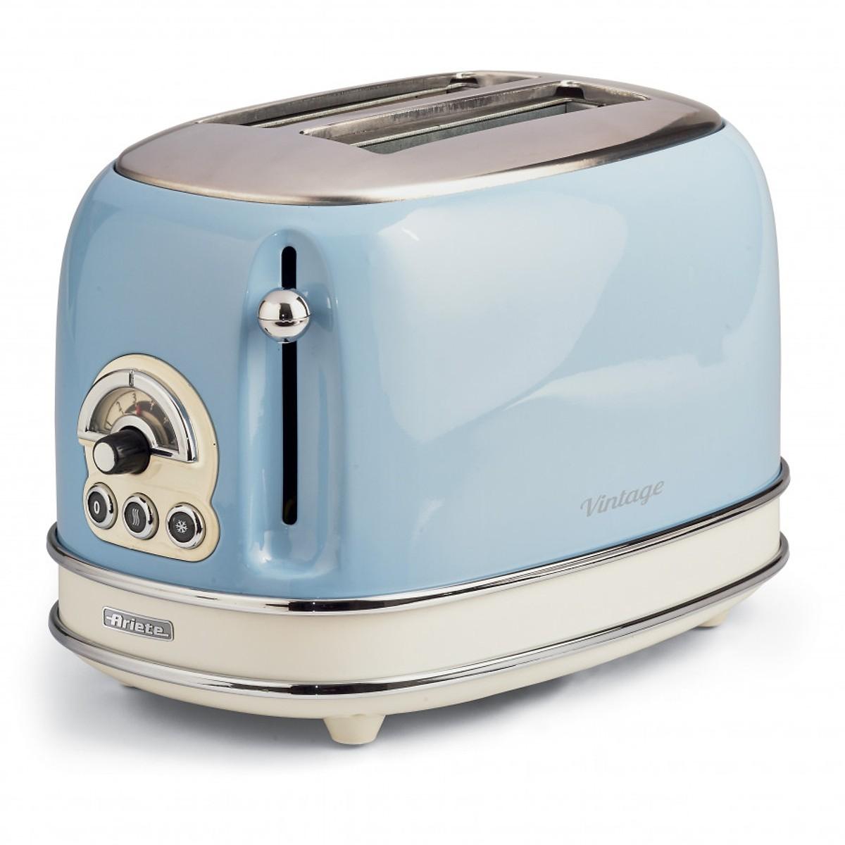 Máy nướng bánh mì 2 khay Ariete Mod.0155