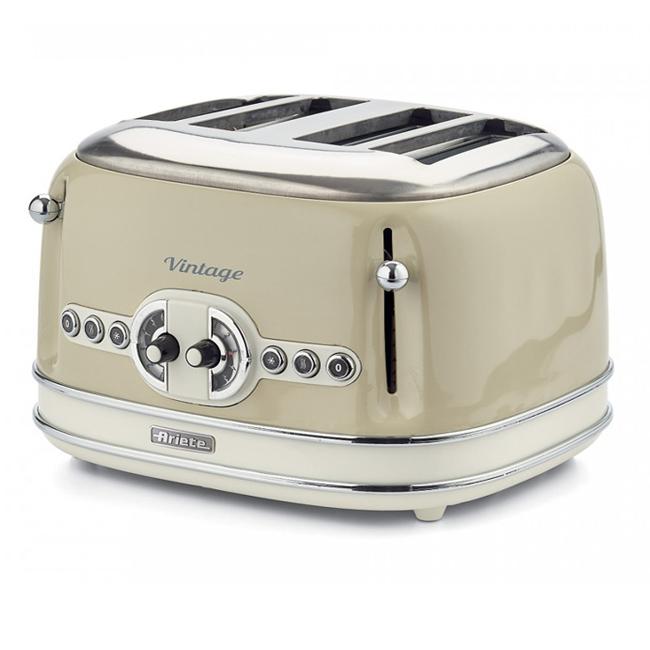 Máy nướng bánh mì 4 khay Ariete Mod.0156