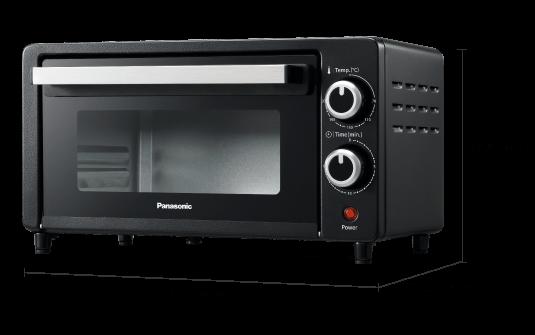 Lò nướng bánh Panasonic NT-H900KRA