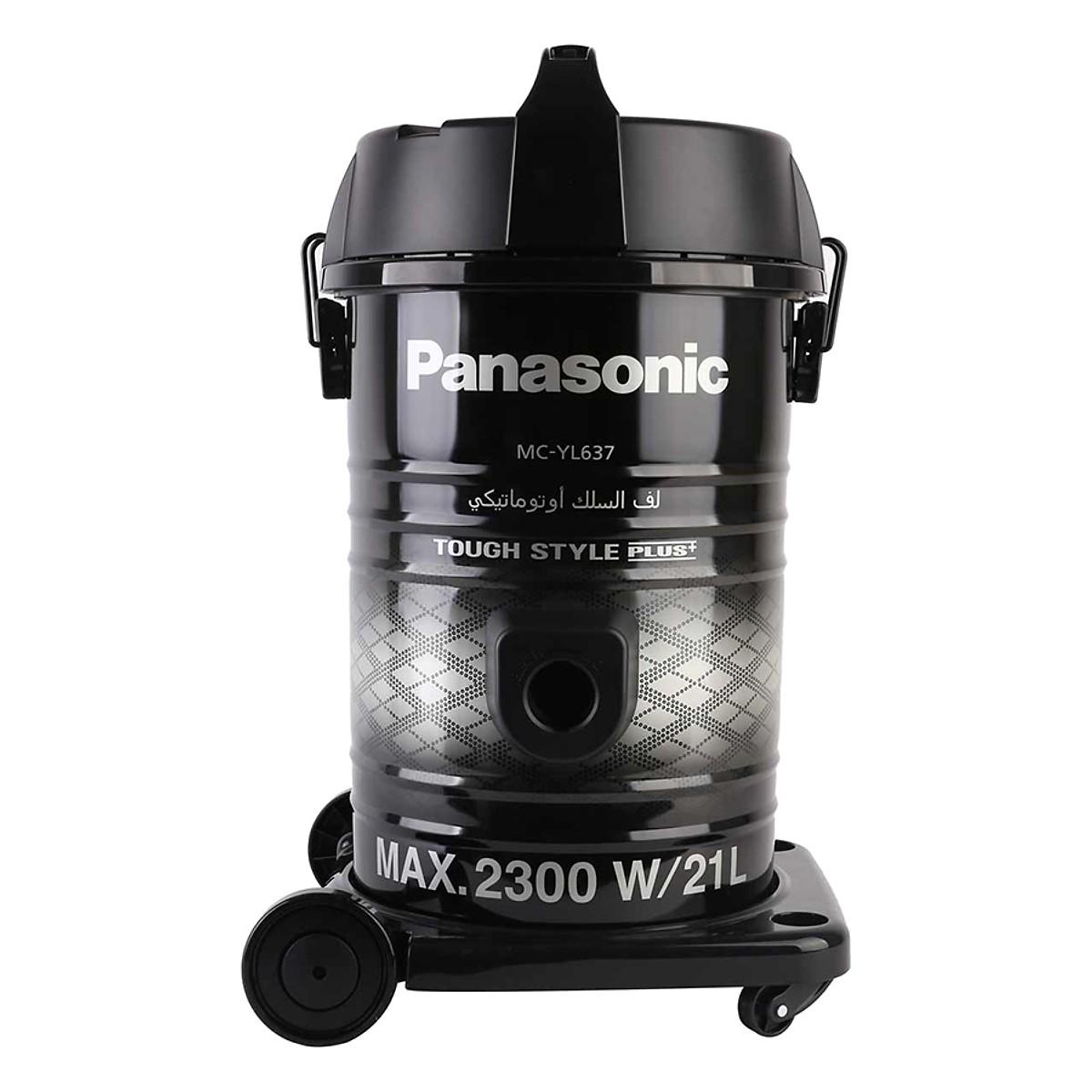 Máy hút bụi công nghiệp Panasonic MC-YL637SN49