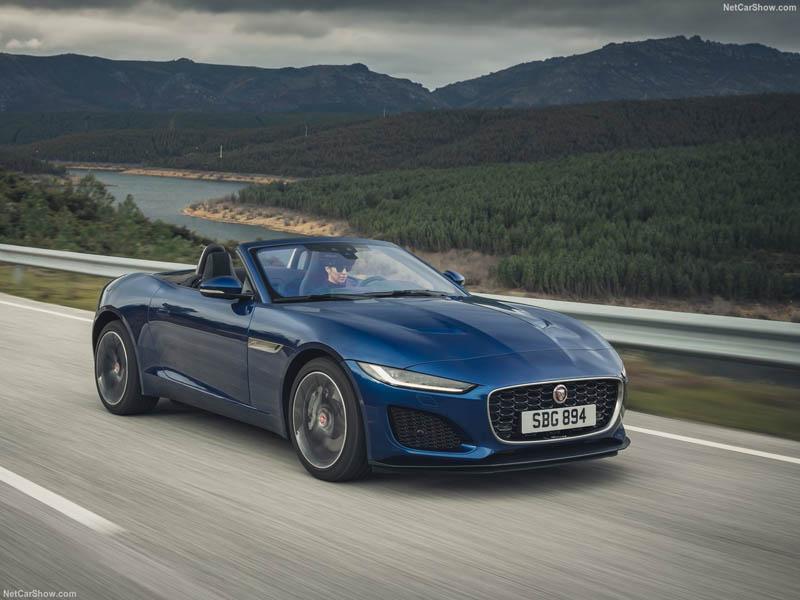 Jaguar F-Type R Convertible 2021