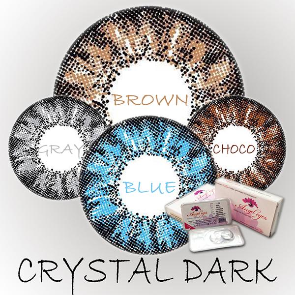 Kính áp tròng Crystal KAT-1
