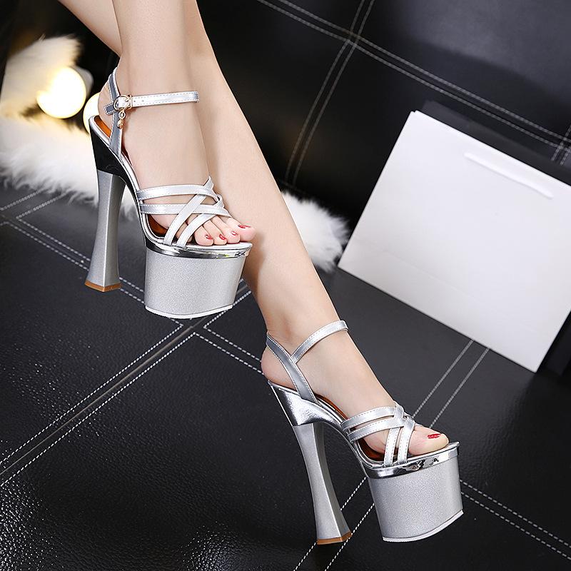 Giày cao got 19cm GC-99