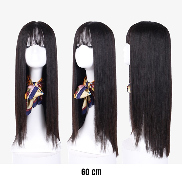 Tóc thật siêu da dài TGT-005