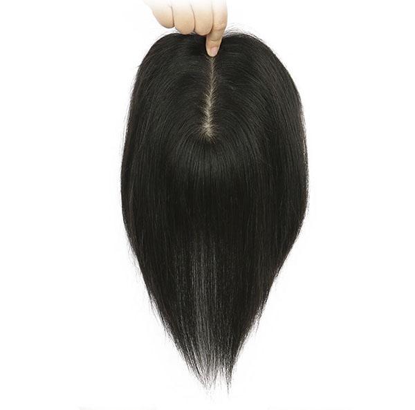 Tóc mái hói đỉnh sợi thật siêu da đầu TMT1