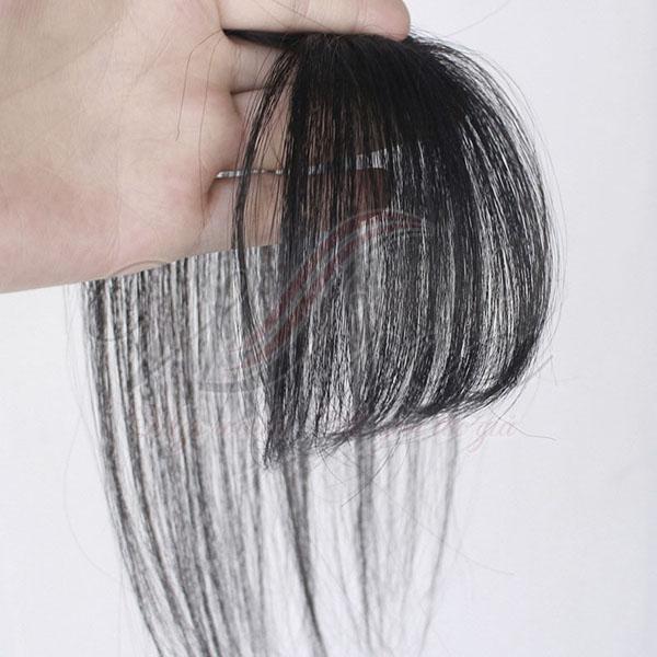 Tóc mái 3D giả [ Tóc thật ]