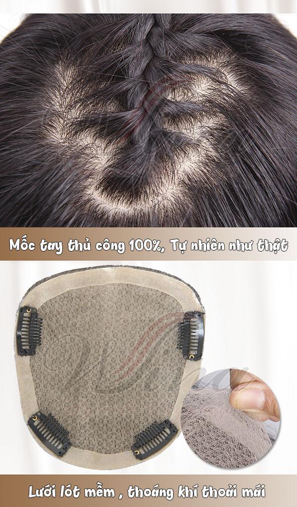 Tóc mái đỉnh siêu da TMT-2