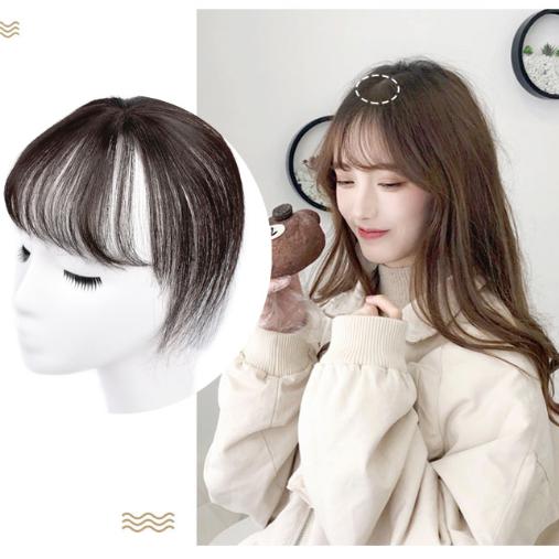 Tóc mái thưa 3D | Che hói che bạc TM-3D